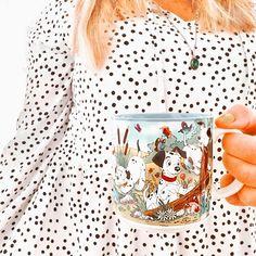 Viikonlopun tohinat ja luopumisen vaikeus Naan, Coffee, Disney, Kaffee, Cup Of Coffee, Disney Art