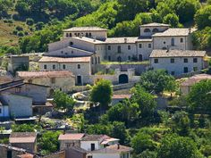 In an attempt to lure people to stay, a tiny town in the National Park of Abruzzo is selling old houses at 1 euro