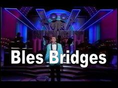 Bles Bridges sing op Noot vir Noot (1997) Bridges, Singing, Bridge