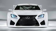 Lexus RCF GT 3 Concept.