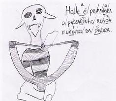 haikai - Passarinho