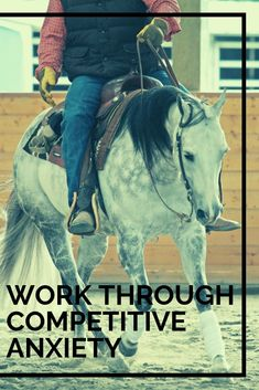 A reader's horse experiences great nerves at events. Clinician Ty Brazeal discusses how to overcome the anxiety. Equestrian Outfits, Equestrian Style, Equestrian Fashion, Equestrian Problems, Trail Riding, Horse Riding, Equestrian Supplies, Horse Training Tips, Horse Tips