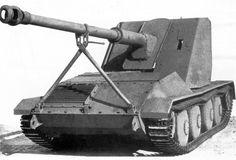 8,8 cm Pa.K. 43/3 leichter Waffenträger auf Fahrgestell Pz.Kpfw. 38D (Ardelt I)