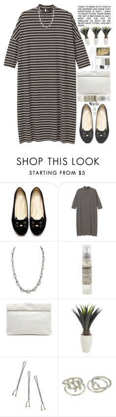 """""""take your time. you will be ok soon."""" by alienbabs ❤ liked on Polyvore featuring Monki, Le Labo, Marie Turnor, Pier 1 Imports, Duchamp, Conair, Christmas, clean and organized"""
