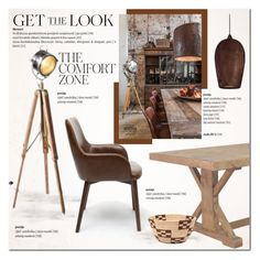 """Get The Look"" by viva-12 ❤ liked on Polyvore featuring interior, interiors, interior design, home, home decor, interior decorating, Fredrick Ramond, GetTheLook, Home and homedecor"