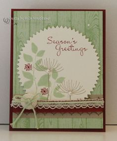 Summer Silhouettes by catrules - Cards and Paper Crafts at Splitcoaststampers