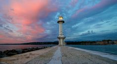 "500px / Photo ""Geneva Lighthouse"" by Mohamed Dito"