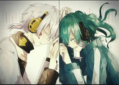 kagerou project, anime, and eñe image