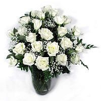 Rose Bouquet - White - 2 Dozen - Sam's Club