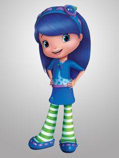 Strawberry Shortcake's Berry Bitty Adventures (TV show)  Blueberry Muffin is voiced by Britt McKillip