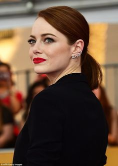 emma stone is lovely
