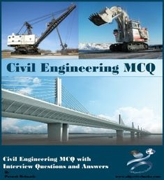 Free Study Materials, Notes, Practice Tests, Quiz for Engineering, All Competitive Exams and Jobs Multiple Choice, Civil Engineering, Civilization, This Or That Questions, Books, Construction, Building, Libros, Book