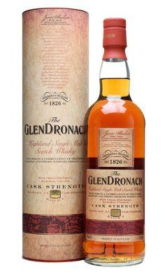 GLENDRONACH CASK STRENGTH Batch 2, Highlands