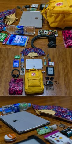 What's in my bag! What to pack! Everyday in Thailand.