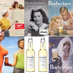 Vintage Beer Ads For Women