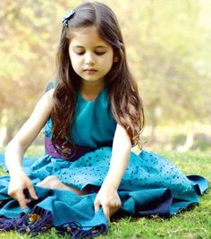 The Cute Little Girl Harshaali Malhotra (Munni) From The Film Bajrangi Bhaijaan – Page 2 – Filmy Express