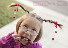 Crazy Hair Day - Christmas Edition