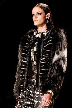 Roberto Cavalli Fall 2013 Ready-to-Wear Fashion Show Details