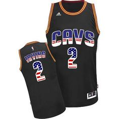 64dcc7fe0 Find Kyrie Irving Cleveland Cavaliers American Flag Special Editon Jersey  Authentic ByTpDKc online or in Footseek. Shop Top Brands and the latest  styles ...