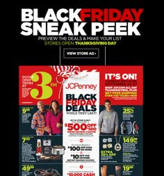 Black Friday Preview! See the deals & make your list  https://freshpickeddeals.com/jcpenney.com/black-friday-preview-see-the-deals-make-your-list-673123