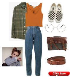 Vintage, miu miu, liebeskind, sharo, nasty gal and vans. Retro Outfits, Grunge Outfits, Outfits For Teens, Fall Outfits, Vintage Outfits, Casual Outfits, Vintage Fashion, Disney Outfits, Mode Grunge Hipster