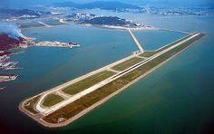Aeropuerto Internacional de Macao.