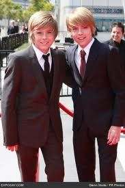 Dylan and Cole Sprouse from Suite Life of Zack and Cody!