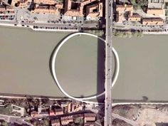 Family New York Architects - Maribor Pedestrian Bridge