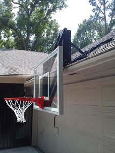 Roof Master Roof Mount Basketball System From DunRite Playgrounds  Http://www.dunriteplaygrounds.com | Roofmaster Roof Mount Basketball System  | Pinterest ...