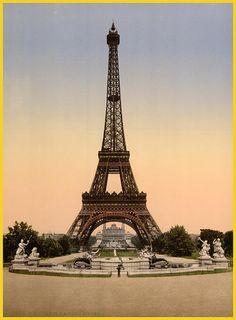 Eifel Tower im gonna c it someday
