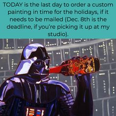 December 3 is the deadline to order a custom painting in time for the holidays. Beer Art, Presents For Boyfriend, Anniversary Gifts For Husband, Beer Gifts, Red Paint, Custom Paint, Thoughtful Gifts, My Photos, December