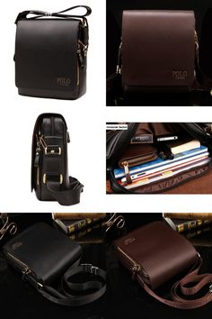 21b80b734ca Men s Bags ·  Visit to Buy  2016 New Messenger Bag Men Big Promotion POLO Brand  Man Bag