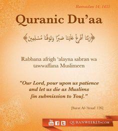 Patience #Quran