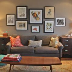 Eclectic Living Room Small Living Room Design, Pictures, Remodel, Decor and Ideas