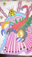 Mandala by Charlie-Audern