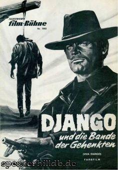 Promo - Django und die Bande der Gehenkten - Bud Spencer / Terence Hill - Datenbank