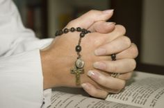 Day 40 of Lent  –  Say a Decade of the Rosary to a Relative