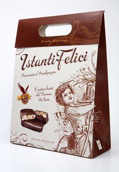 Istanti Felici #packaging #design