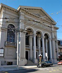 San Francisco Landmark 103: Calvary Presbyterian Church