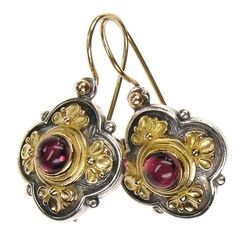 Byzantine Jewelry, Medieval Jewelry, Ancient Jewelry, Antique Jewelry, Vintage Jewelry, Byzantine Gold, Wiccan Jewelry, Leaf Jewelry, Art Deco Jewelry