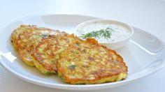 подскажите диетический и вкусный рецепт кабачков на пару или в духовке без сыра