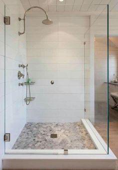 White & Neutral Shower