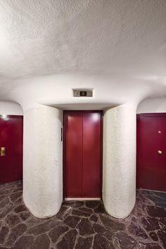 El edificio Torres Blancas, todo un símbolo del Madrid de los años 60.