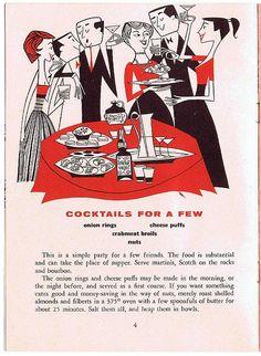 Party Cookbook by High Steel Heels, via Flickr 1958