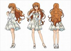 Kaga Koko from Golden Time ^_^