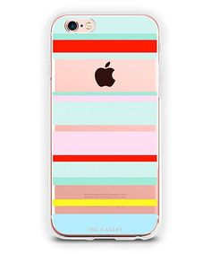 Preppy Stripe Phone Case