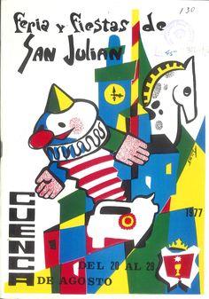 San Julián 1977, del 20 al 29 de agosto, En La Fuensanta se enfrentan la U.B. Conquense y el Valladolid C.F.