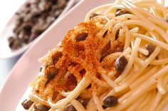 Iglesias spaghetti con la bottarga