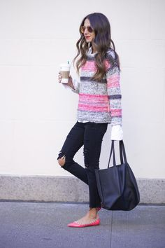 Pink & Black (via Bloglovin.com )