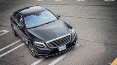 2014 Mercedes-Benz S-Class Wallpaper